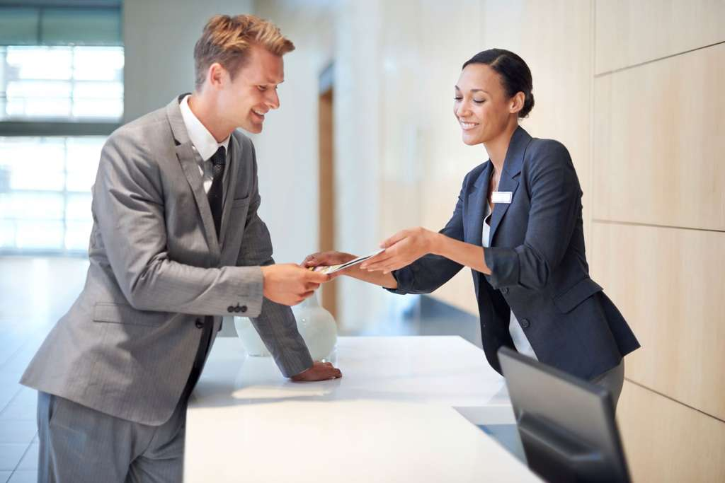 """Hospitality Requires Stepping Into """"Character"""" Like An Actor On A Stage 